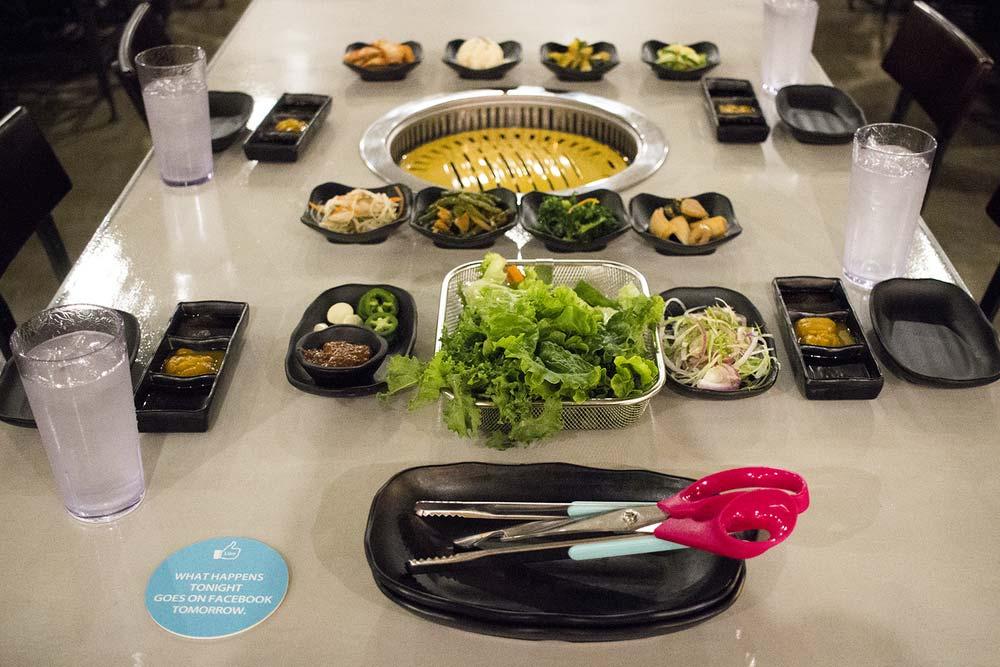 SO KOREAN BBQ